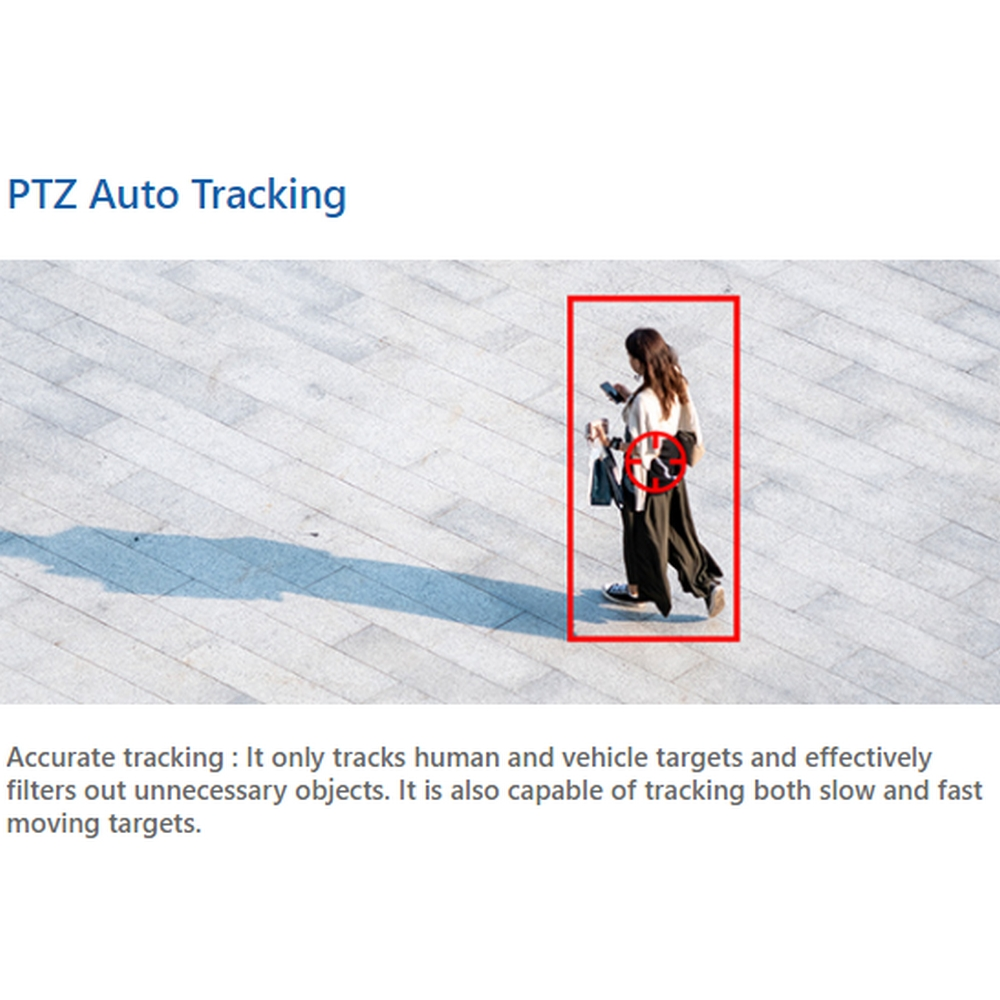 Dahua_AutoTracking