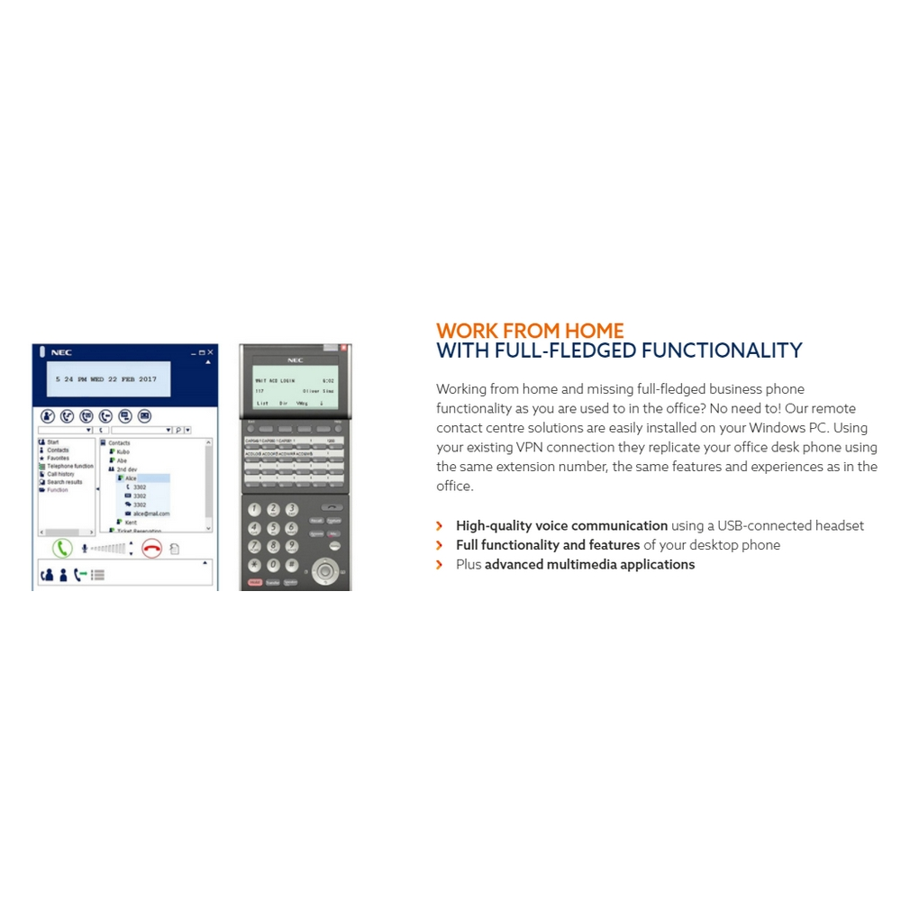 NEC_Softphone
